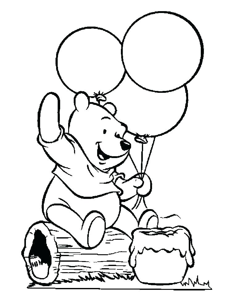 736x944 Coloring Pages Of Balloons Hot Air Balloons Coloring Pages Free