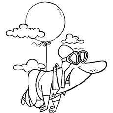 230x230 Top Free Printable Balloon Coloring Pages Online