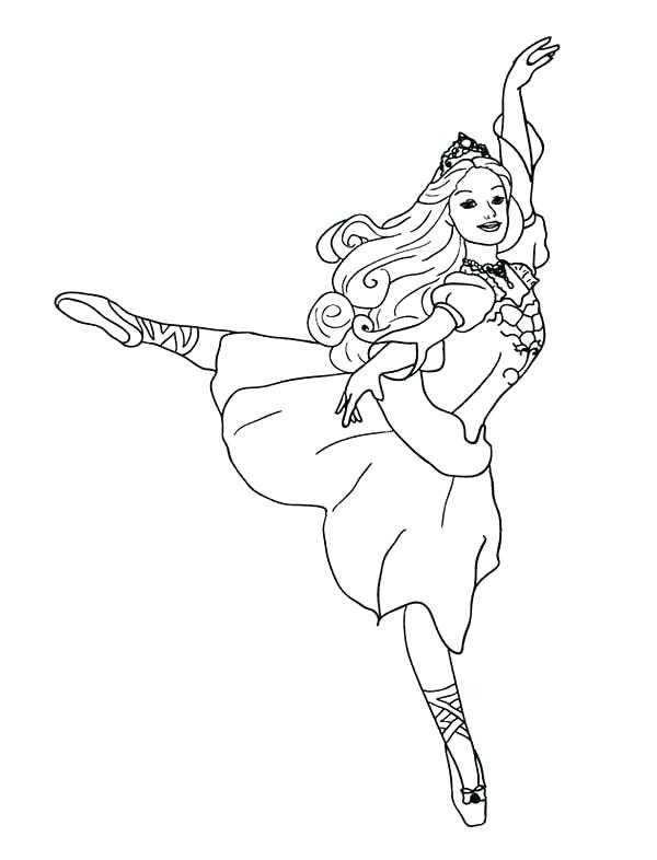 600x786 Dancing Coloring Pages