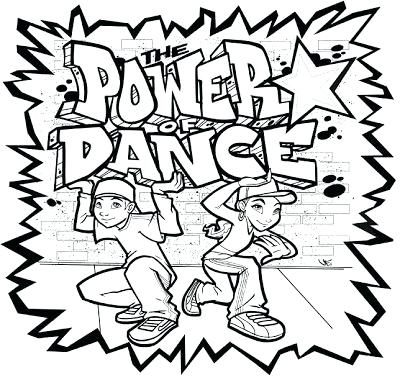 400x380 Top Rated Dancing Coloring Pages Images The Singing And Dancing