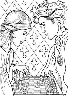236x330 Icolor Princesses I Princesa Leonora Palace Ballroom Icolor