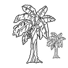230x230 Top Tree Coloring Pages For Your Little Ones Iris Folding