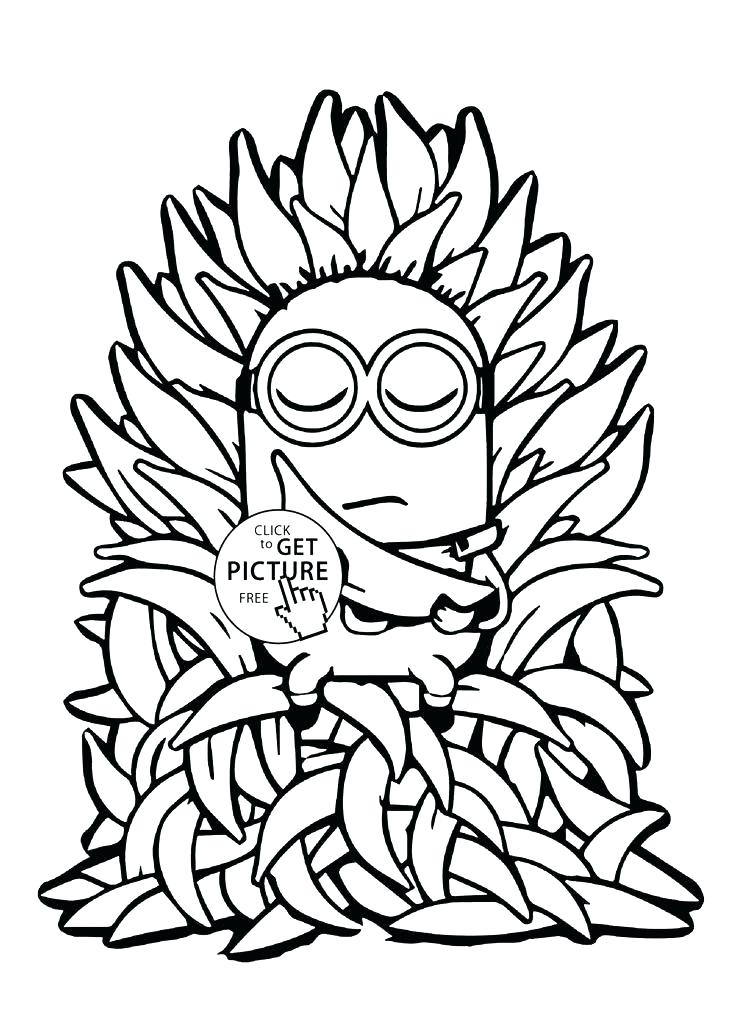 736x1034 Banana Coloring Page Banana Coloring Sheet Banana Fruit Coloring