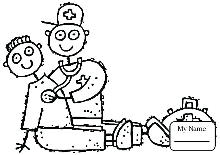 765x541 Band Aid Coloring Page First Aid Coloring Pages As Well As First
