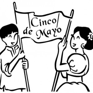 300x300 Cinco De Mayo Banner Coloring Pages Best Place To Color