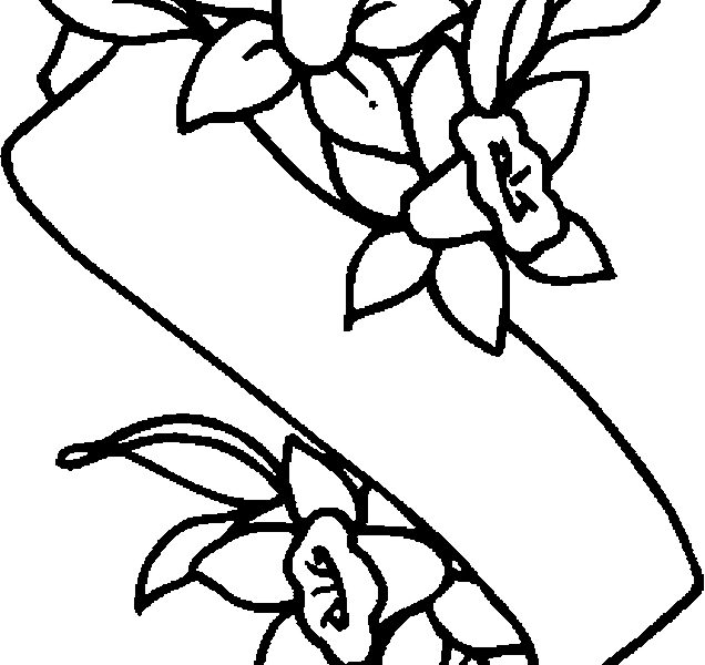 636x600 Banner Coloring Pages Coloring Pages