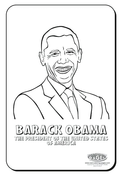 472x678 Obama Coloring Sheet Printable Coloring Pages U S President