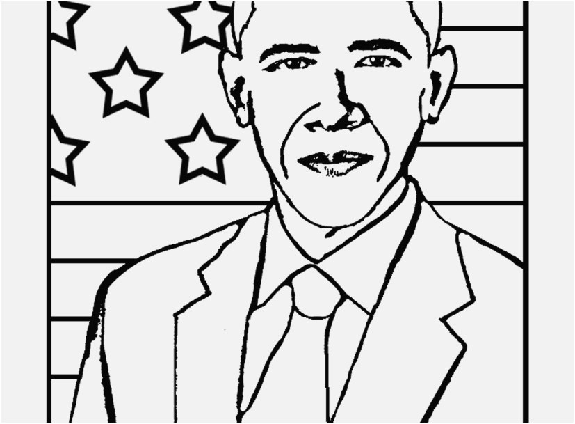 827x609 Civil Rights Movement Coloring Pages Picture Nice Obama Coloring