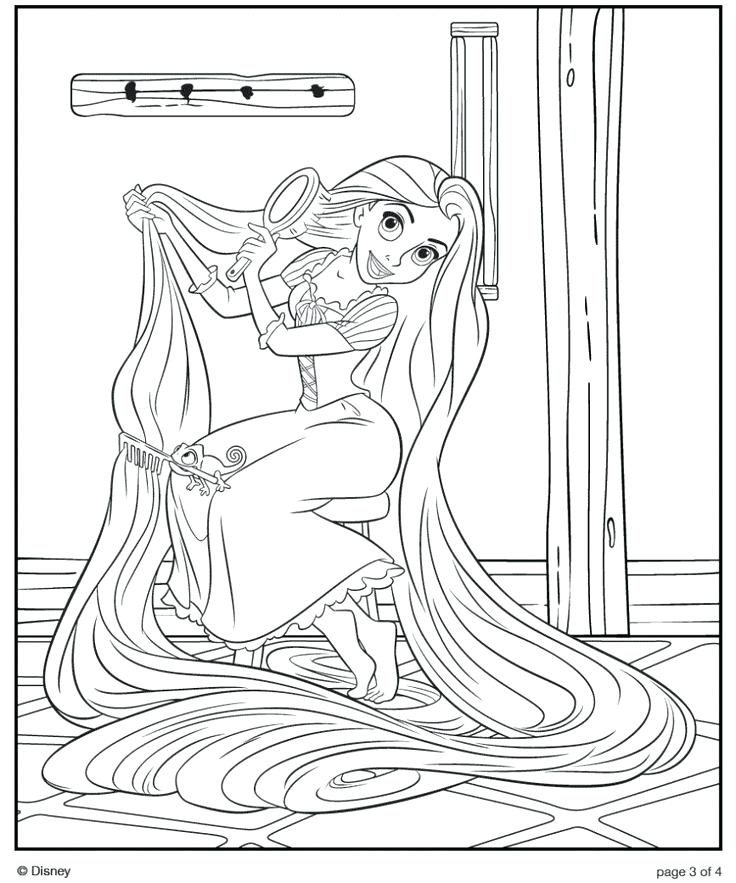 736x883 Hair Coloring Pages My Hair Bow Coloring Sheets