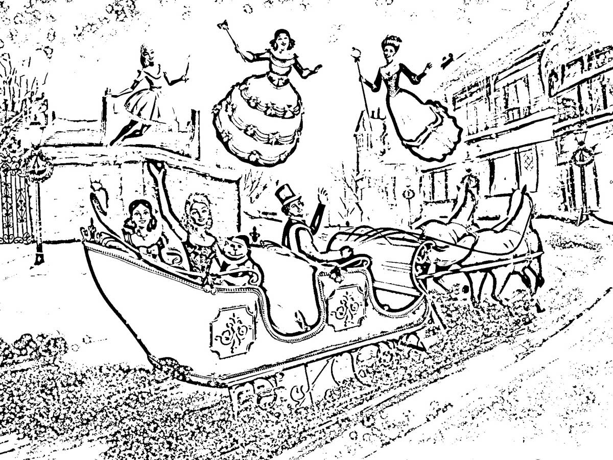 1200x900 Barbie Christmas Coloring Pages Festival Collections