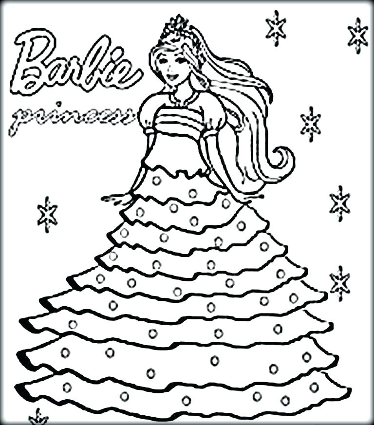 768x873 Popular Coloring Pages Popular Barbie Coloring Pages Cute