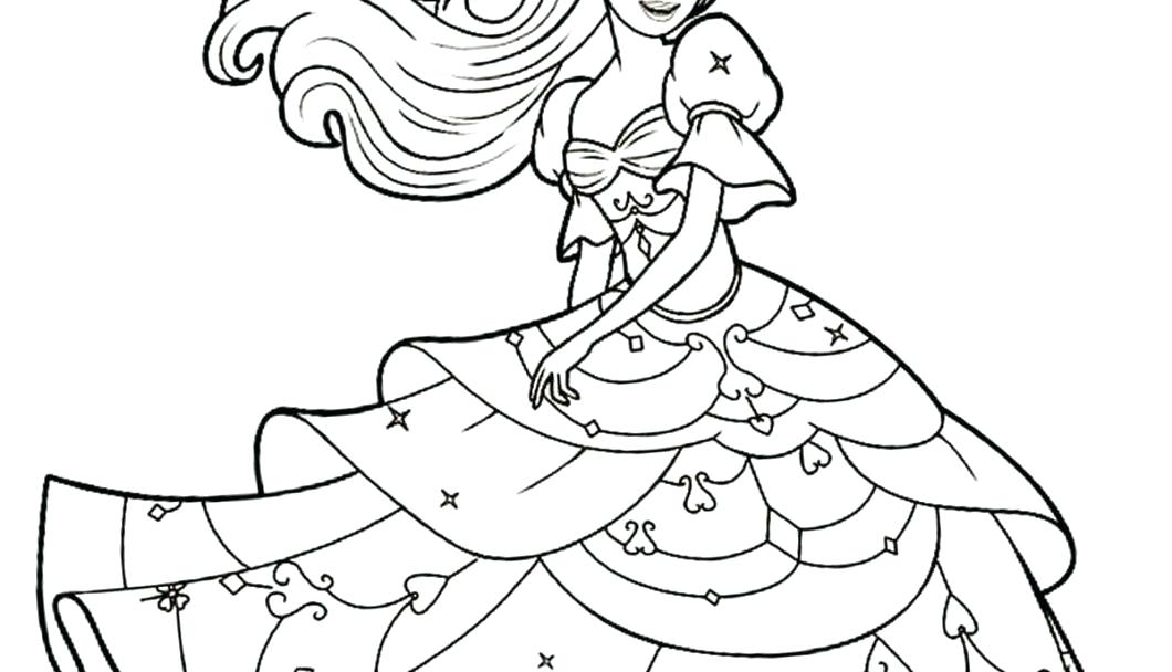 1060x608 Barbie In The Dreamhouse Coloring Sheets Pages Also Printable Life