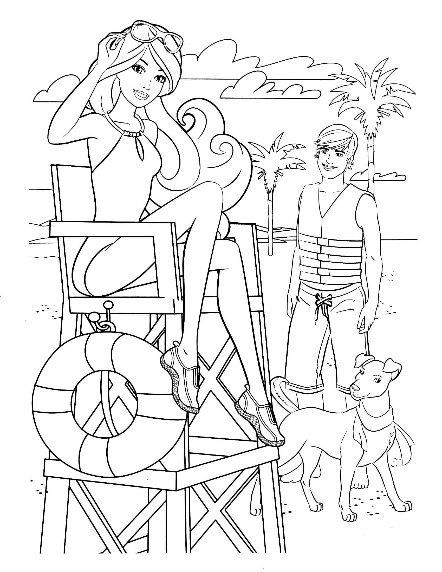1700x2200 Coloring Pages Of Barbie Fresh Barbie Dreamhouse Coloring Pages