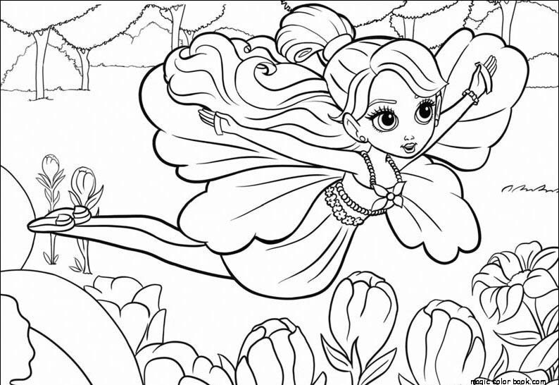 794x546 Girls Coloring Pages Online Barbie Free Printable