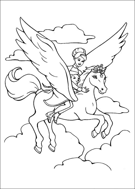 567x794 Barbie Coloring Pages Coloring Pages For Kids