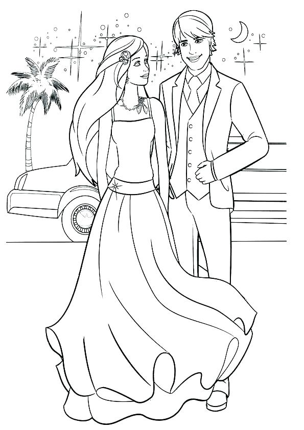 595x842 Barbie Christmas Coloring Pages Barbie Coloring Pages Barbie