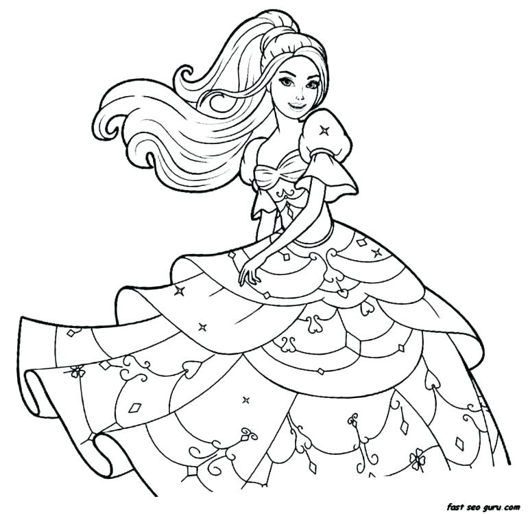 770x749 Barbie And Ken Coloring Pages Barbie And Ken At The Beach Coloring