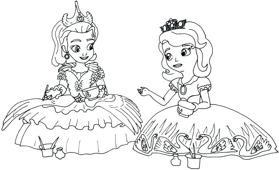 970x591 Princess Coloring Page Unique Princess Coloring Pages For Princess