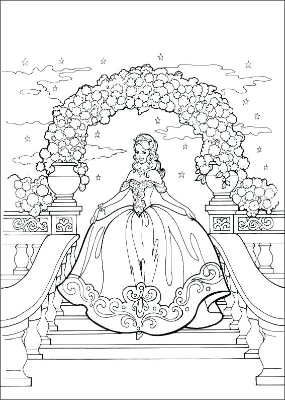 - Free Printable Coloring Pages For Kids And Adults: Free Printable Coloring  Pages Barbie Princess