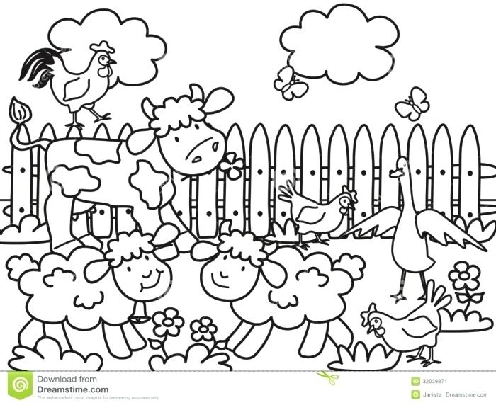 700x572 Farm Coloring Pages Free Barn Animals Coloring Pages Farm Crafts