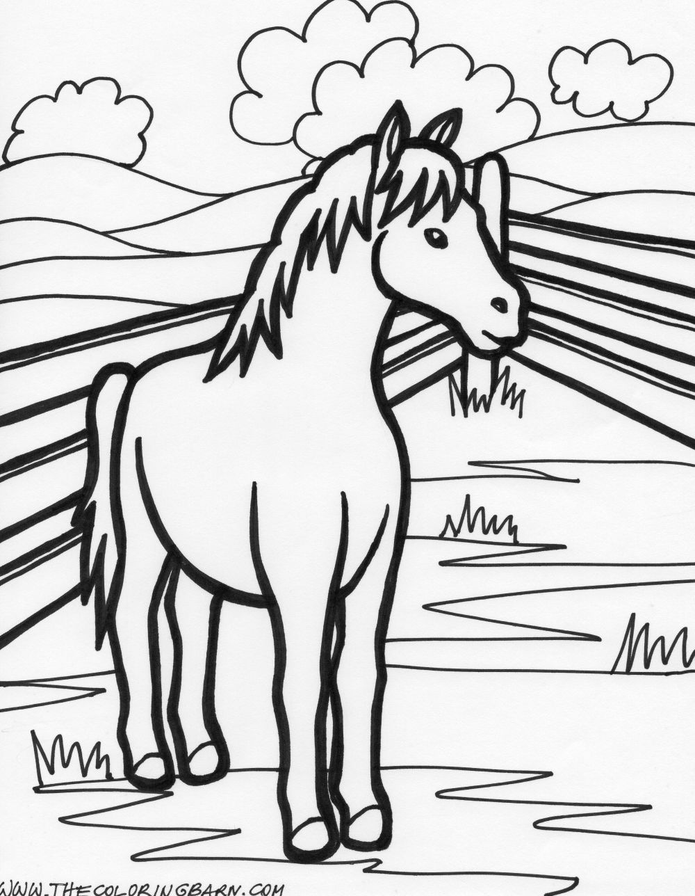 1000x1288 Free Rooster Pictures To Print Free Farm Animal Coloring Pages