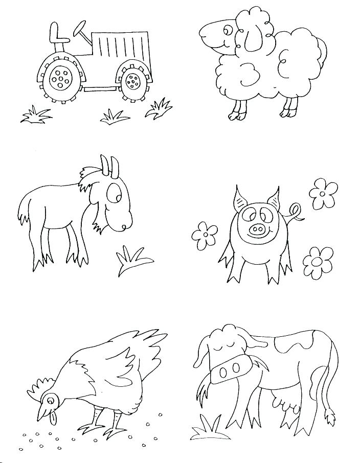 700x906 Barn Animals Coloring Pages Barn Animals Coloring Pages Barn