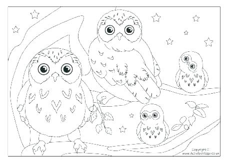 460x325 Coloring Page Owl Well Suited Ideas Barn Owl Coloring Pages Free