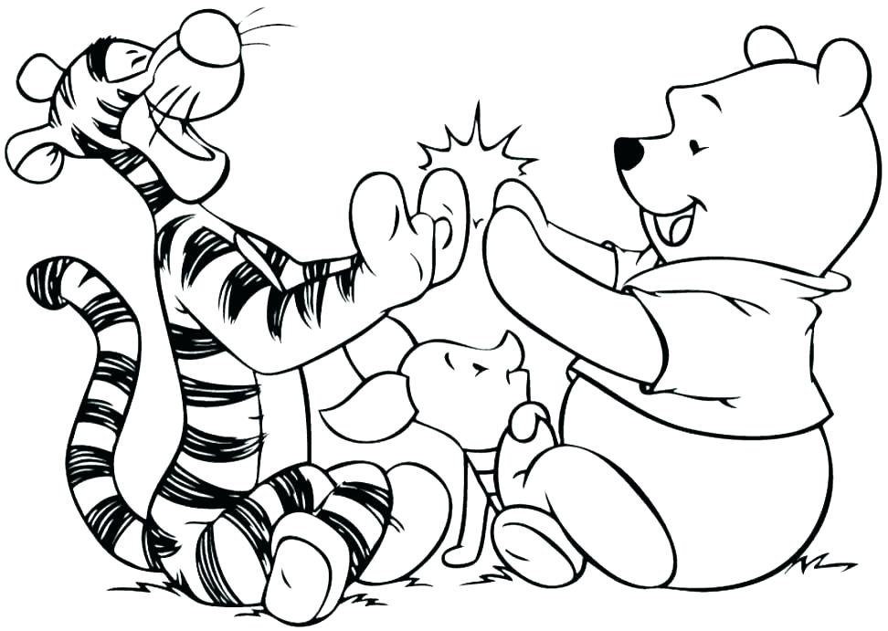 972x691 Coloring Pages Barney Coloring Pages Friends Barney Coloring Pages
