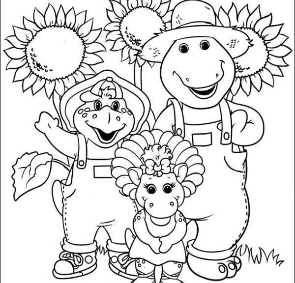 600x576 Toddler Activities Barney