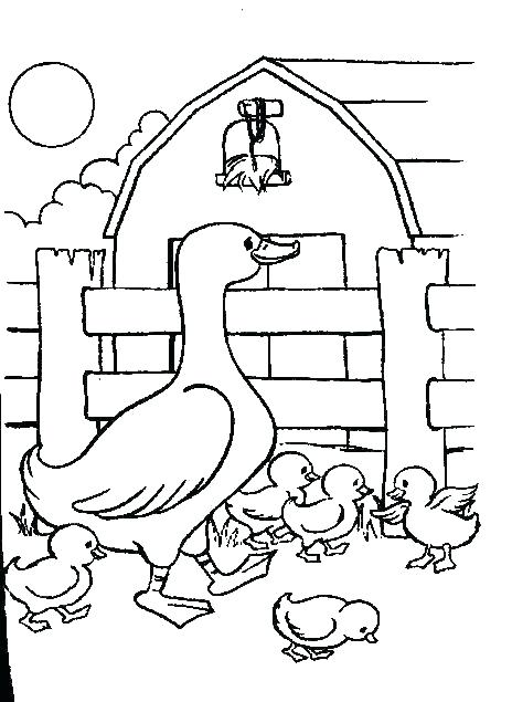 464x635 Barnyard Coloring Pages Farm Coloring Pages Free Free Farm