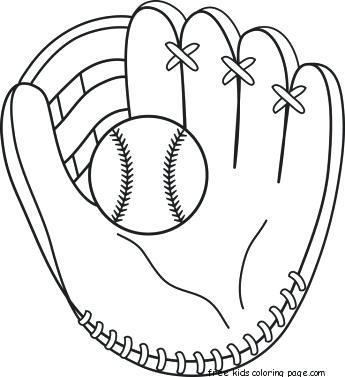 345x377 Baseball Printables Baseball Coloring Pages Baseball Kids Coloring