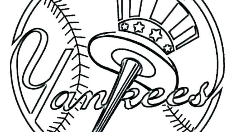 750x425 Mlb Coloring Pages Coloring Pages Logo Coloring Pages Flyers Logo