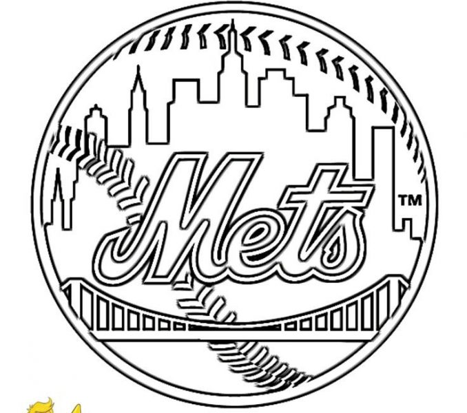 678x600 Mlb Coloring Pages Fee Coloring Pages