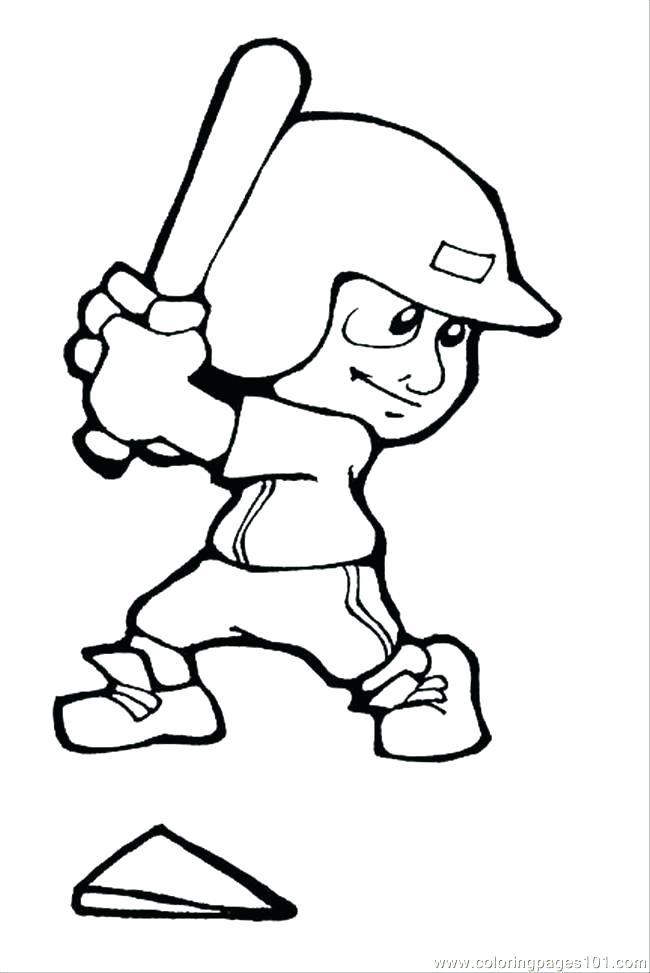 650x973 Baseball Glove Coloring Page Coloring Pages Baseball Coloring