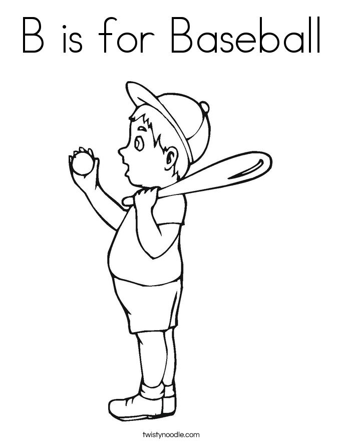 685x886 Baseball Diamond Coloring Page
