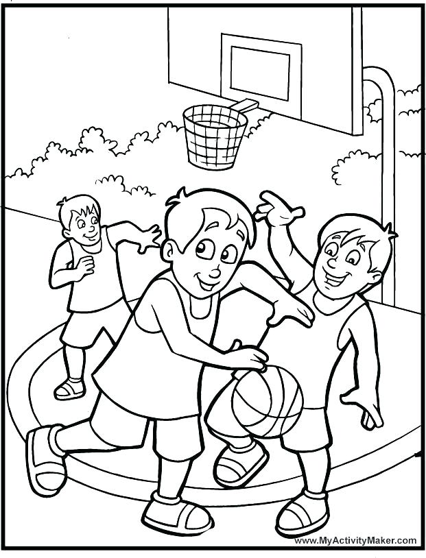 621x814 Coloring Pages Flowers And Butterflies Baseball Field Page