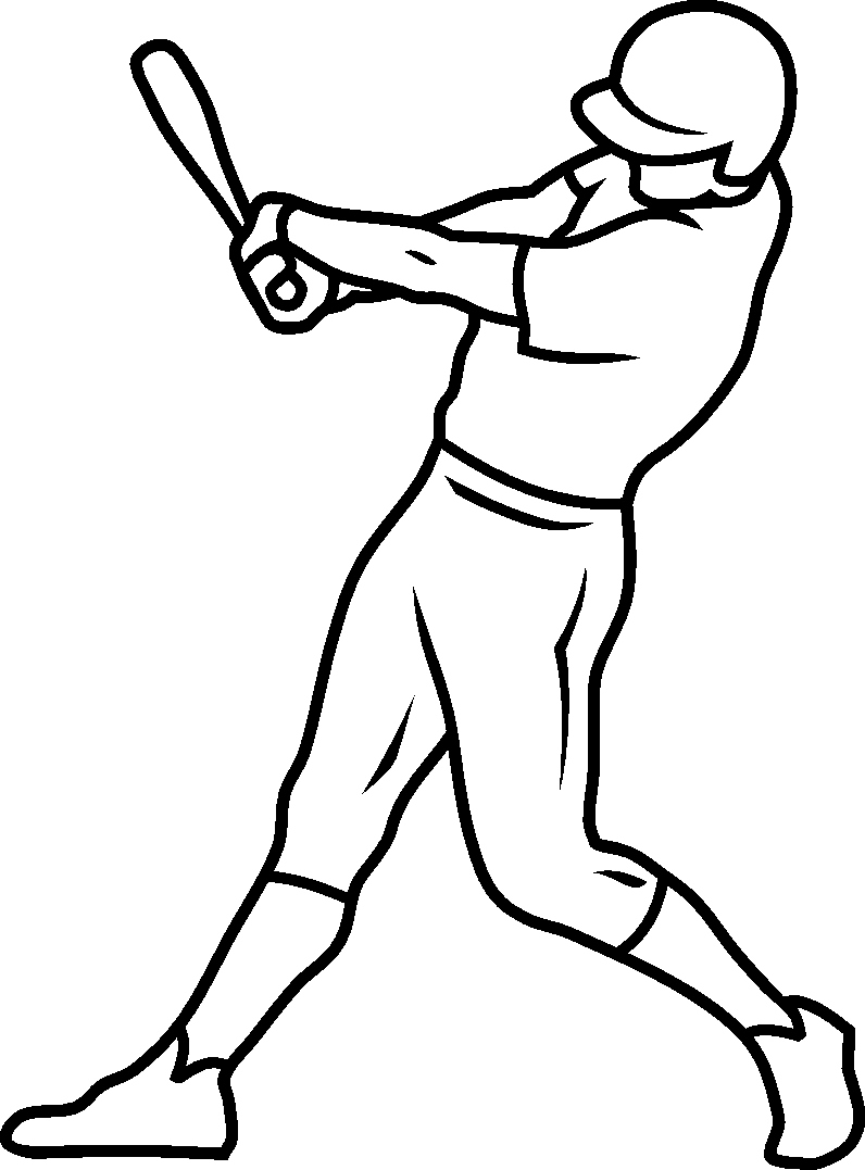 796x1077 Softball Coloring Pages New Baseball Field Coloring Pages Az