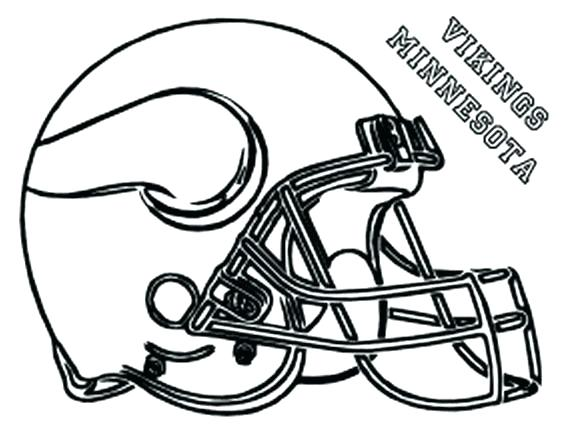 Baseball Helmet Coloring Pages