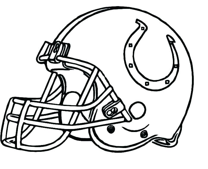 700x571 Coloring Pages Football Redskins Coloring Page Football Helmets