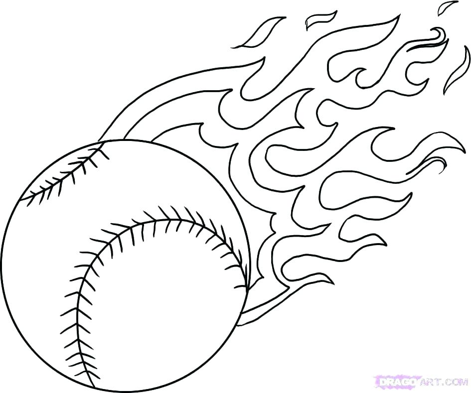 945x789 Baseball Coloring Pages Baseball Coloring Pages Baseball Player