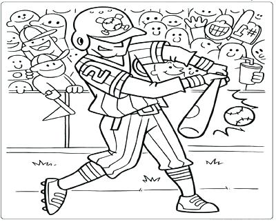 400x322 Jackie Robinson Coloring Page Black History Month Coloring Pages