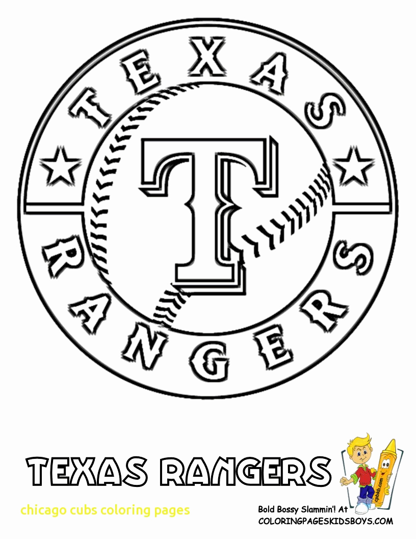 816x1056 Chicago Cubs Coloring Pages With Mlb Coloring Pages Free Printable