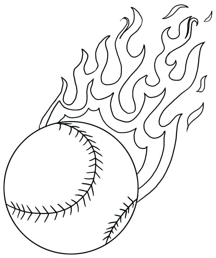 728x870 Baseball Coloring Page Baseball Player Coloring Page Printable