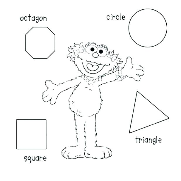 618x618 Circle Coloring Page Basic Coloring Pages Coloring Pages Shapes