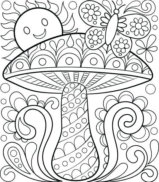 525x600 Mesmerizing Basic Shapes Coloring Pages Basic Coloring Pages