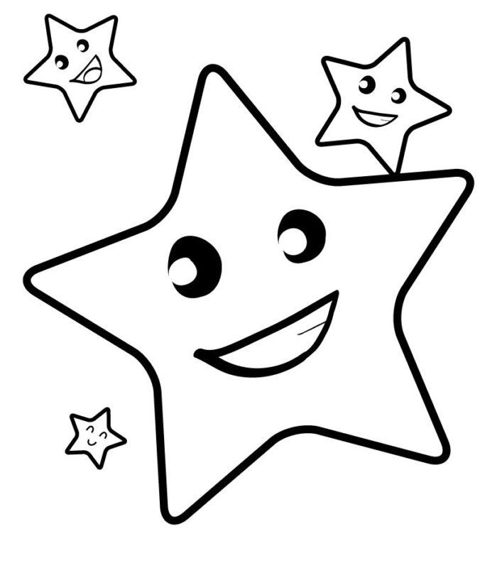 700x800 Free Printable Easy Coloring Pages For Toddlers