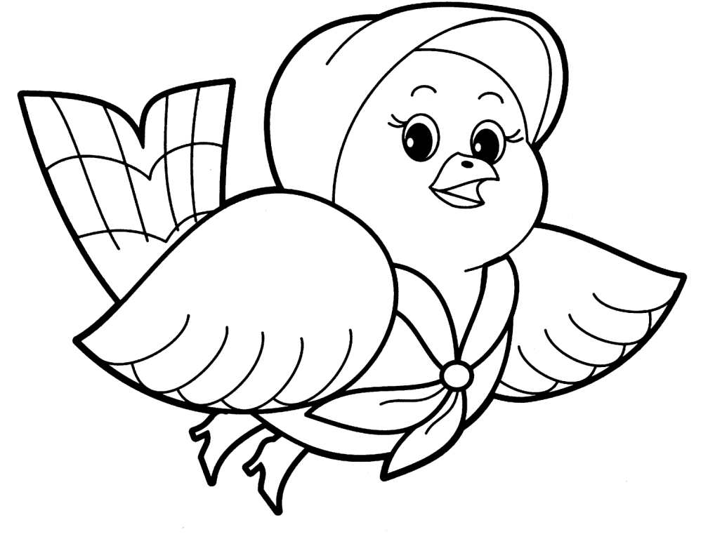 1008x768 Simple Animal Coloring Pages Give The Best Coloring Pages