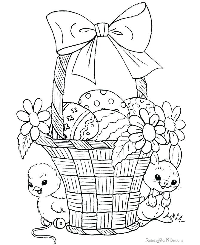 670x820 Easter Coloring Pages Printable Coloring Pages For Free Printable