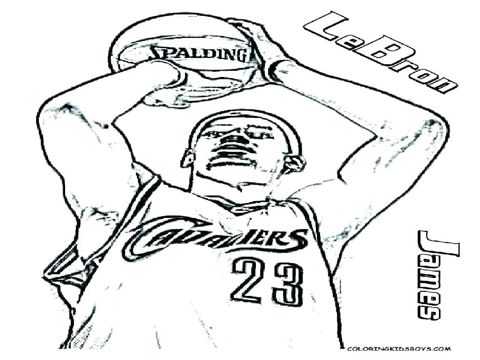 936x702 Nba Players Coloring Pages Players Coloring Pages Basketball