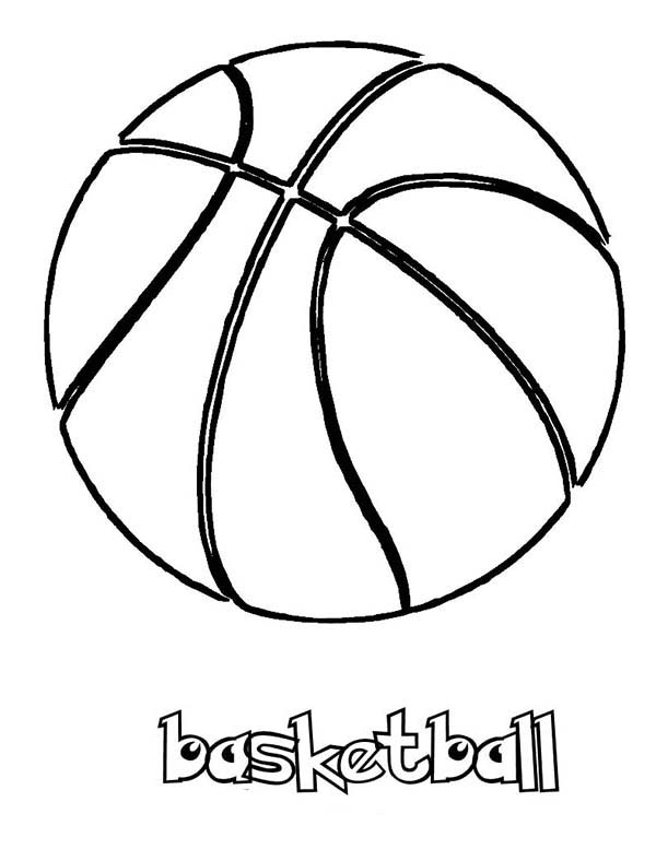 600x777 Best Basketball And Net Coloring Pages Free Printable
